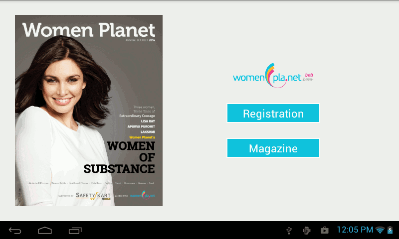 WomanPlanet Home